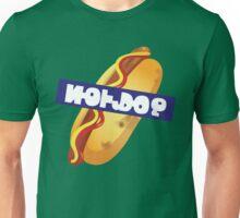 Splatoon SquidForce Splatfest Hot Dogs with Text Unisex T-Shirt