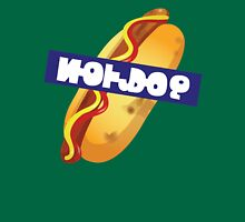 Splatoon SquidForce Splatfest Hot Dogs with Text Unisex T-Shirt