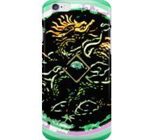 """Hear the Dragon Roar"" Dragon Mirror iPhone Case/Skin"