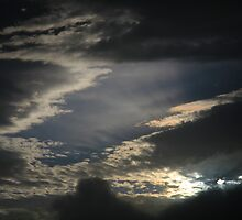 coastal sky. bicheno - tasmania by tim buckley | bodhiimages