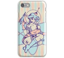 Space Babe iPhone Case/Skin