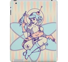 Space Babe iPad Case/Skin