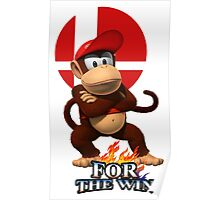Diddy For the Win Poster