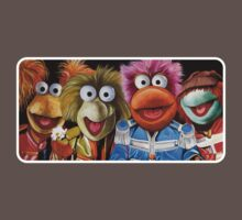 Fraggle Rock Band Kids Clothes