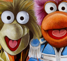 Fraggle Rock Band Sticker