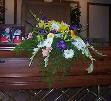 My Dad's Funeral by Jonice