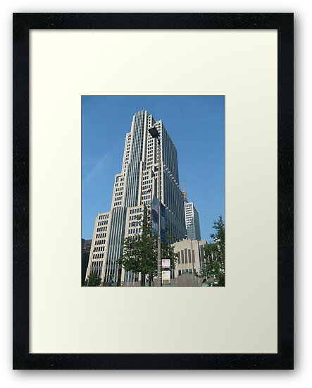 NBC tower by amak