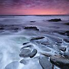 Foreshore Rocks by Stephen Gregory