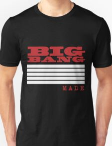 BigBang Made T-Shirt