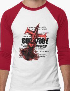 See you space cowboy... Men's Baseball ¾ T-Shirt