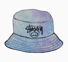 Holograph Stussy Bucket Hat by sillyspoons