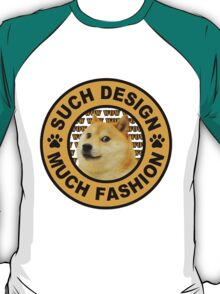 doge (such design much fashion) T-Shirt