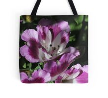 Princess Lillies Tote Bag