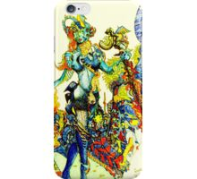 """""""Cyberian"""" Android Goddess MIX 2 iPhone Case/Skin"""