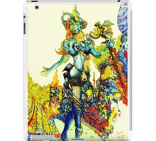 """Cyberian"" Android Goddess MIX 2 iPad Case/Skin"