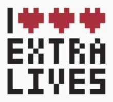 Extra Lives by SevenHundred