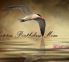 Happy Birthday Mom Card by imagetj