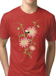 Little Bee .. an enchanting tee shirt Tri-blend T-Shirt