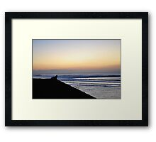 Impossibles...not so sure about that! Framed Print