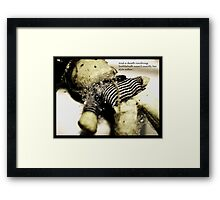 The Fifth. Framed Print