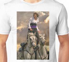 The Horsewoman Unisex T-Shirt