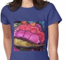 Colours 1 Womens Fitted T-Shirt