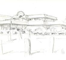 Fort Davidson Restaurant by KipDeVore