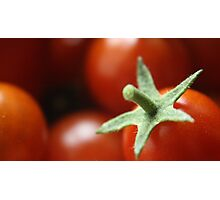 Cherry Tomato Photographic Print