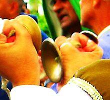 Manjira Cymbals by yafoto