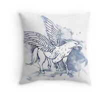 Buckbeak the Hippogriff Throw Pillow