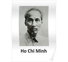 Ho Chi Minh Poster