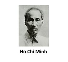 Ho Chi Minh Photographic Print