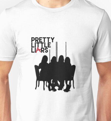 Pretty Little Lairs Tea Party Unisex T-Shirt