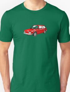 VW Brasilia Red T-Shirt