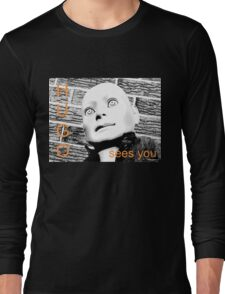 Hugo Sees You Long Sleeve T-Shirt