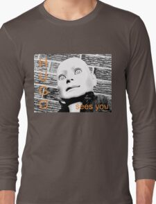 Hugo Sees You Long Sleeve T-Shirt