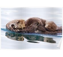 Otterly Adorable! Poster
