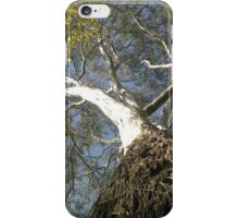 Escaping the HEre and Now iPhone Case/Skin