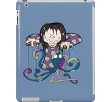 Puppet's master iPad Case/Skin