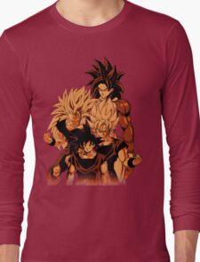 Sayan Forms. Long Sleeve T-Shirt
