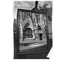 Church Architecture Poster