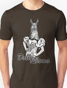 The Dolly Llama Unisex T-Shirt