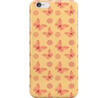 Oriental Butterflies #4 iPhone Case/Skin