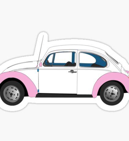 Custom Beetle Sticker