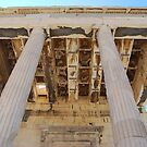 Acropolis of Athens, UNESCO World Heritage Site by inglesina
