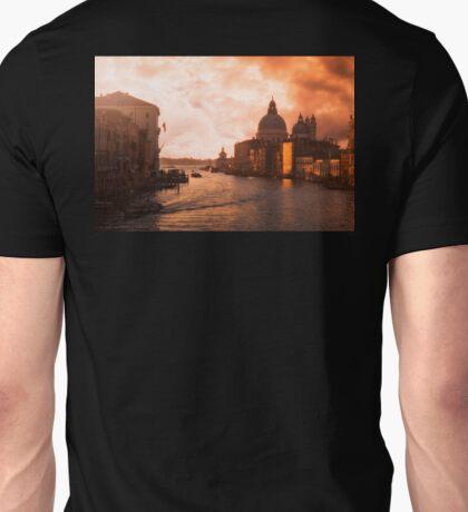 Dawn in Venice Unisex T-Shirt