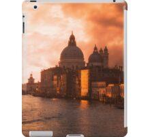 Dawn in Venice iPad Case/Skin