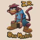 I.R. Box Monkey by Luis Perez