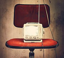 Vintage TV by AbstractCreatur