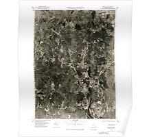 Massachusetts  USGS Historical Topo Map MA Sterling 351342 1975 25000 Poster